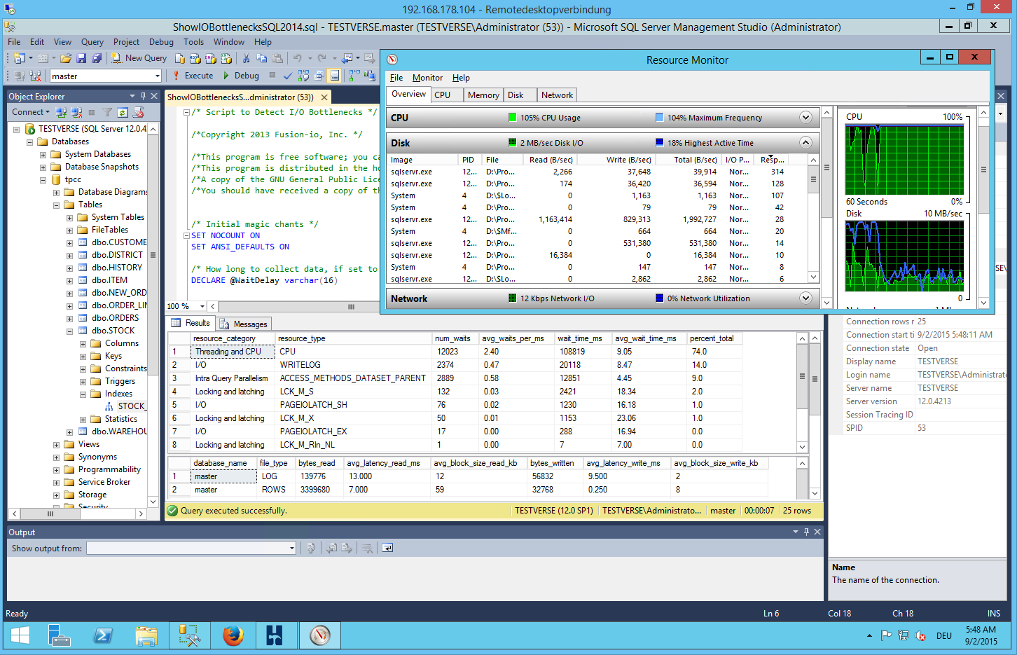 SQLServer2014_MaxDegreePar_active_CPU